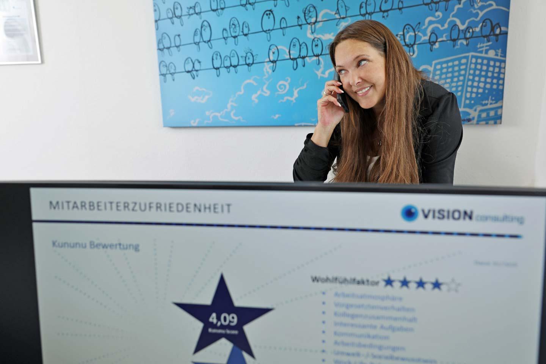 VC Sandra Deuss Karriere