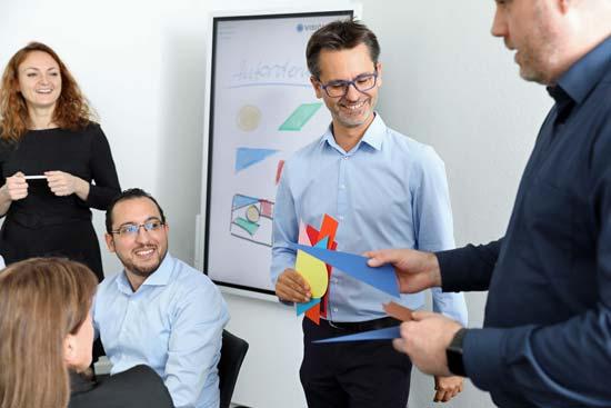 VISION Consulting Testmanagement Qualitaetssicherung